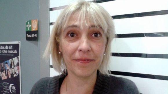 Carme Teixidó: 'Si Sant Cugat subscriu la insubmissió fiscal rellançarà la campanya'