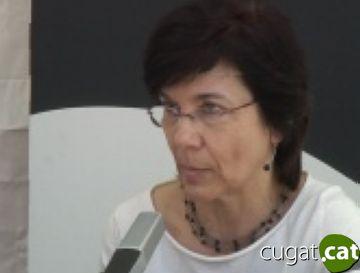 L'escriptora i professora d'investigació, Carme Torras