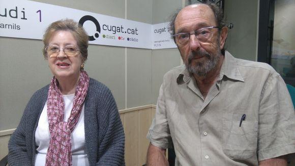 Carme Riba i Jaume Espina