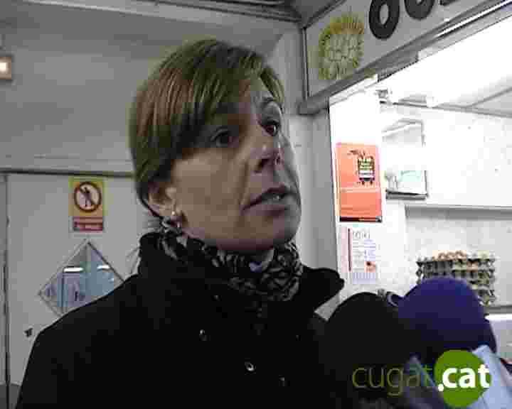 Carmela Fortuny serà alcaldessa accidental fins diumenge
