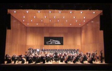 Ritmes solemnes i majestuositat es donen la mà en un concert de dos conjunts eslaus al Teatre-Auditori