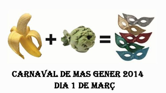 Imatge promocional del Carnaval de Mas Gener / Foto: Associació de Propietaris i Veïns de Mas Gener