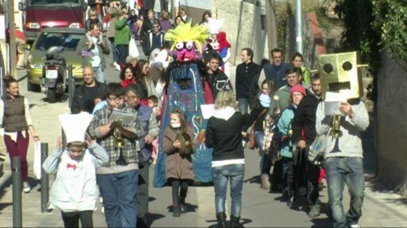 Mira-sol i les Planes se sumen al Carnaval amb les seves pròpies rues