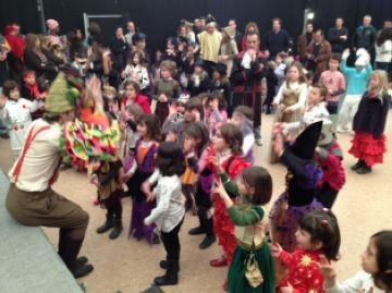 Un Carnaval protagonitzat per les festes infantils arriba als districtes i Valldoreix