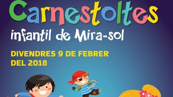Carnaval infantil de Mira-sol