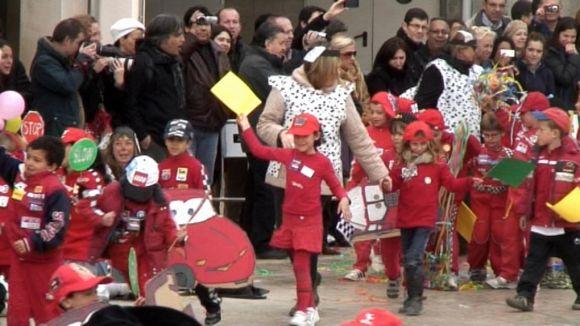 Les escoles municipals celebren el Carnaval amb balls i rues