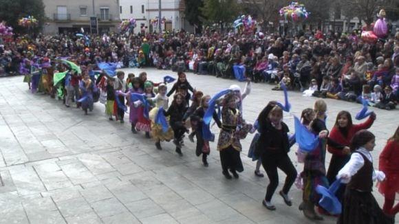 El Carnaval Infantil creix any rere any