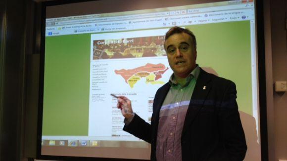 Els consells de barri busquen la participació 2.0 amb una nova web
