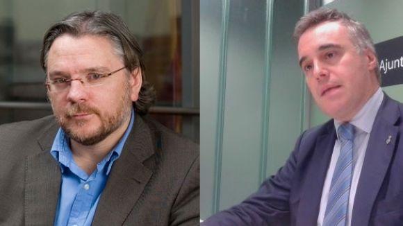 Marc Monells i Francesc Carol, primers aspirants a presidir CDC a Sant Cugat