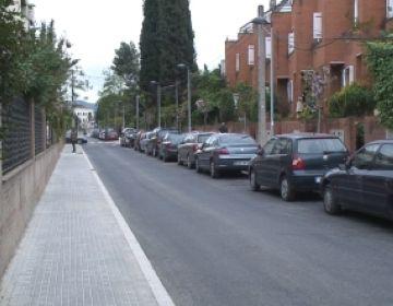 Sant Cugat té amiant en l'asfalt d'alguns carrers, segons informa el diari el Punt