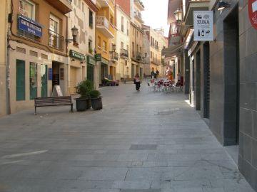 L'Ajuntament té previst arranjar el paviment del carrer Major