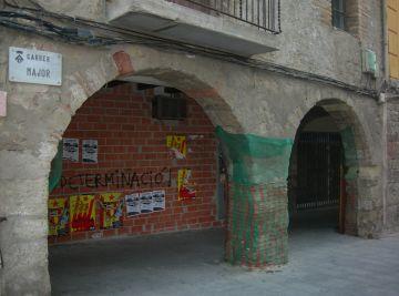 La llogatera de l'antiga fonda Garriga continua desnonada després de 10 mesos