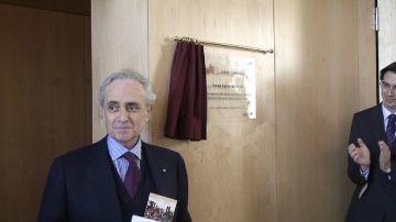 Josep Carreras ja dóna nom a l'auditori de l'escola Àgora