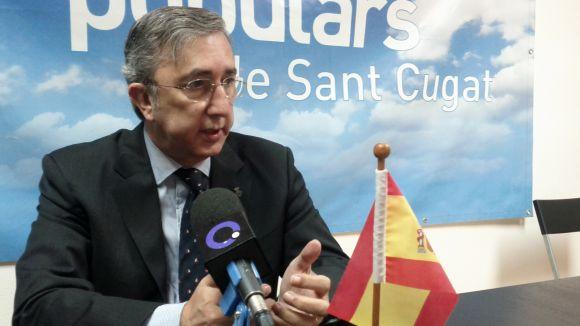 Jordi Carreras (PP) serà president d'EsFamilia