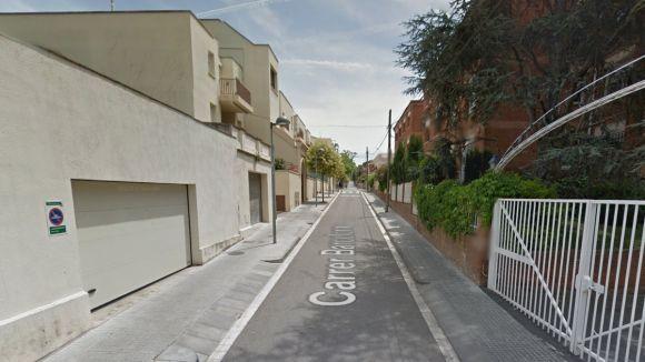 Denuncien el robatori d'objectes de valor a un domicili del carrer de Barcelona