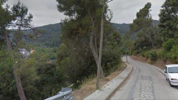Imatge del carrer de la Llum / Foto: Google Maps