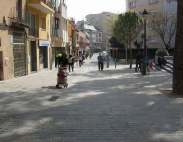 El centre vianantitzat creix amb la incorporació dels carrers de Villà i Doctor Murillo