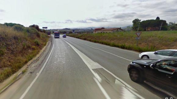 Llum verda del ple al projecte per adequar la carretera de Rubí com a via urbana