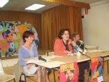 La diputada ha contestat les preguntes d'alumnes d'entre 6 i 13 anys