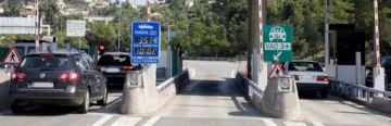 El carril VAO dels Túnels de Vallvidrera beneficia 850 vehicles al dia