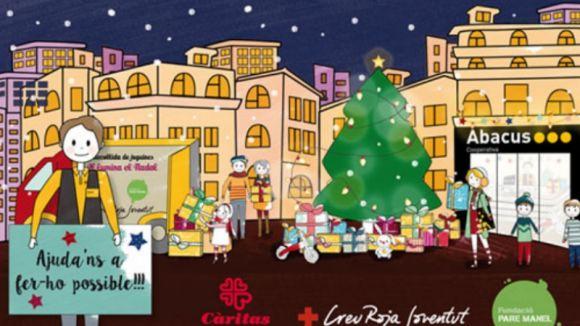 Abacus organitza una campanya de recollida de joguines
