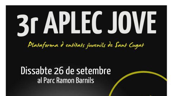 El 3r Aplec Jove arriba aquest dissabte al parc de Ramon Barnils