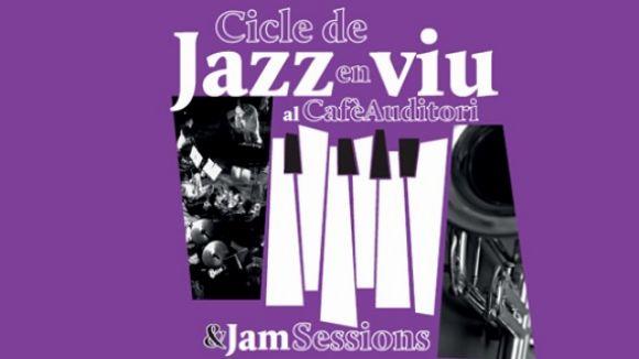 Torna el festival Jazzenviu cada diumenge al Cafè Auditori