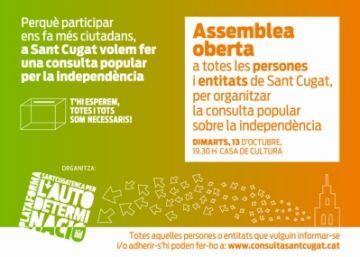 La Plataforma per a l'Autodeterminació vol fer la consulta el 13 de desembre
