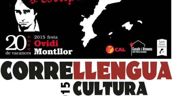 L'Ajuntament donarà suport al Correllengua 2015