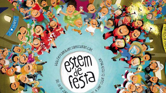 La Festa Major més identitària i 'gegant' retalla el pressupost un 22'7%