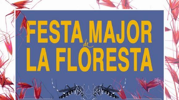 La Festa Major de la Floresta, del 14 al 23 de juliol amb els Pastorets com a pregoners