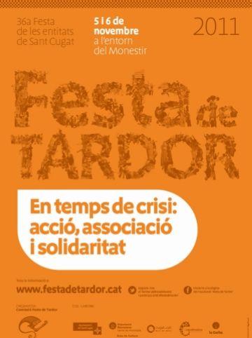 La Festa de Tardor tindrà lloc el primer cap de setmana de novembre