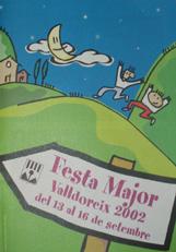 Dijous finalitza el termini de presentació de les propostes del cartell de Festa Major de Valldoreix