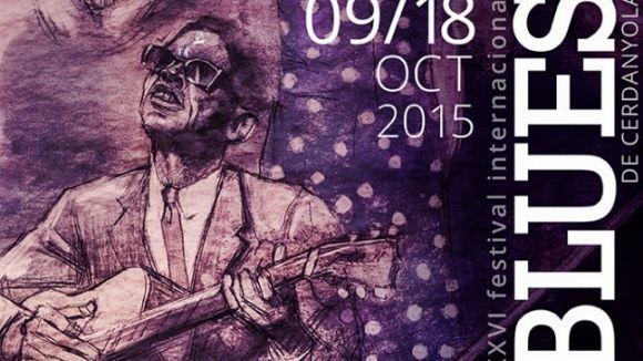 Sant Cugat torna a ser escenari del Festival de Blues de Cerdanyola