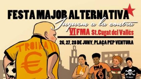 La Festa Major Alternativa ja té cartell
