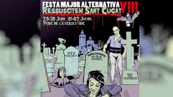 La Festa Major Alternativa tindrà lloc a la Rambla del Celler amb Infinits Somriures com a pregoners