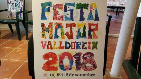 'Compartir és construir', el cartell guanyador de Davinia Martínez