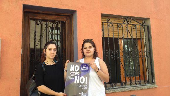 Hora Bruixa edita un nou cartell per lluitar contra les agressions masclistes