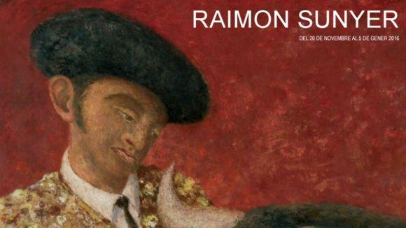 La Galeria inaugura avui una exposició de Raimon Sunyer