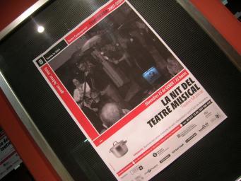 Èxit absolut dels joves de Ludàlia amb 'La nit del teatre musical' al Teatre la Unió