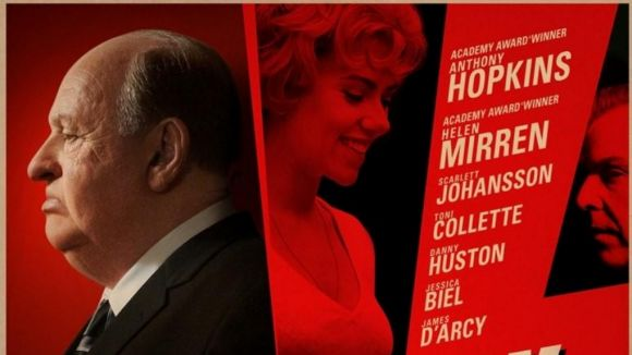 Un film mostra la vida del director de cinema Alfred Hitchcock