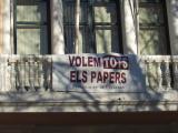 L'alcalde accidental, Joan Recasens, demana que la decisió delgovern espanyol s'apliqui a la totalitat dels documents espoliats durant la Guerra Civil