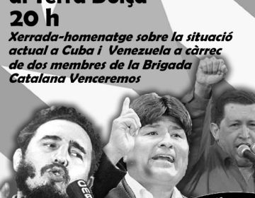 La revolució cubana, protagonista avui al Terra Dolça