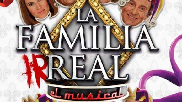 El programa 'Del Paral·lel a Broadway' sorteja dues entrades per a 'La família Irreal'