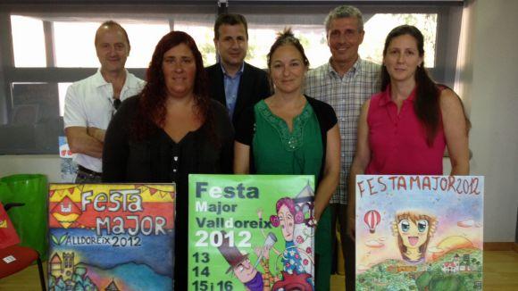 Valldoreix ja té cartell per a la Festa Major de Valldoreix