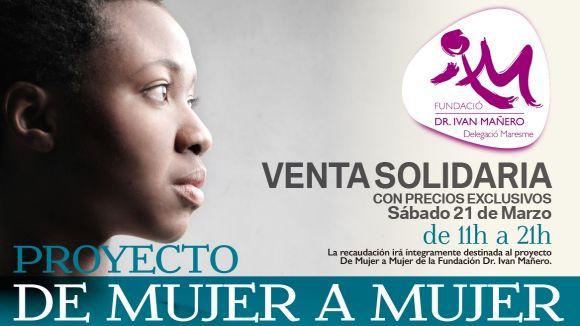 La Fundació Iván Mañero organitza una venda solidària a IM Clinic Sant Cugat