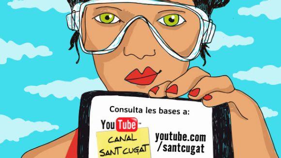 Un concurs estimula els santcugatencs a fer vídeos de les seves vacances
