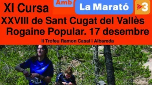 11a Cursa d'Orientació per La Marató de TV3 i 28a Cursa Sant Cugat del Vallès
