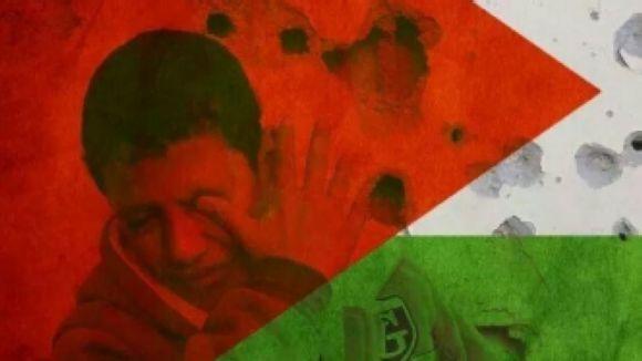 El CASC se suma a la manifestació solidària amb Palestina