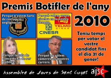 El 'mosso corrupte' i Lluís Recoder, botiflers del 2010